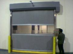 透明快速门、快速门、快速卷帘门---上海杰可门业