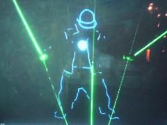 激光舞 激光动画 舞台激光等各类演出项目