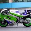 出售进口川崎ZXR400摩托车 特价:¥2100元
