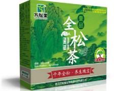 袋泡茶加工基地承接全松茶加工松针茶加工随州康汇