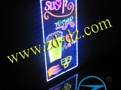 LED电子手写广告荧光板