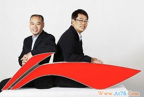 李宁更换品牌口号和标识 铺路国际化