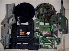 无线真人CS装备 无线真人CS设备 无线CS装备