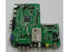 工厂直销6M48型号全高清多功能高质量LED液晶电视机驱动板