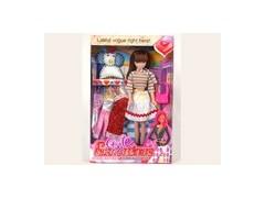 供应芭芘娃娃,芭比娃娃玩具厂,搪塑玩具厂,揭阳玩具厂