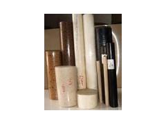PPS棒、东莞米白色/黑色PPS棒、45直径聚苯硫醚棒