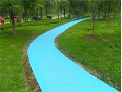供应彩色生态透水混凝土路面