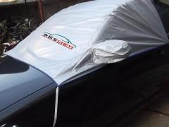 供应衣拉宝车用前挡玻璃防寒半车衣