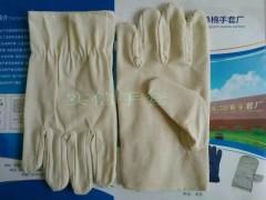 帆布点塑手套 防滑帆布手套 胶点滴塑帆布手套
