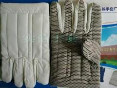 点胶棉手套 滴塑棉手套 胶点棉手套 防滑棉手套 点珠棉手套