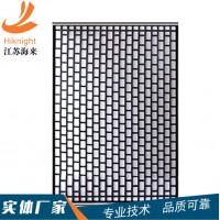 德瑞克FLC-2000平板型复合材料筛网海来厂家直销