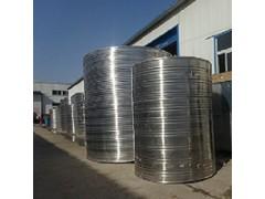 2吨 不锈钢圆形冷水箱  厂家批发