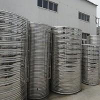 1吨不锈钢圆形保温水箱 厂家批发
