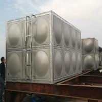 1吨方形模压水箱 不锈钢水箱