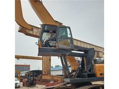 三一135驾驶室升高 中小型挖掘机驾驶室改造