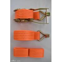 汽车捆绑带货车拉紧器刹车带货物固定带紧绳棘轮收紧器2寸5吨