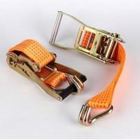 阳梅1.5寸货物捆绑器3吨38mm宽棘轮捆绑带拉紧器