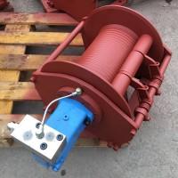 液压绞盘 2吨液压绞车 提升液压卷扬机小型