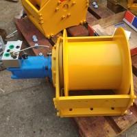 液压绞盘2吨液压卷扬机 单绳提升液压卷扬机