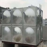 不锈钢水箱厂  矩形不锈钢水箱
